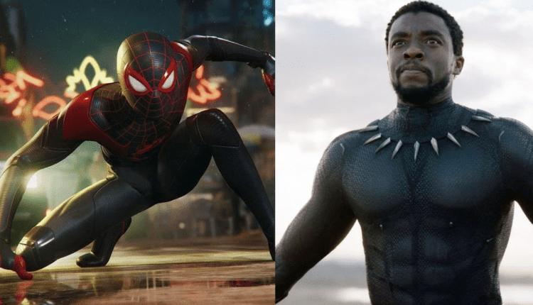 Spider-Man: Miles Morales rinde homenaje a Chadwick Boseman de forma conmovedora