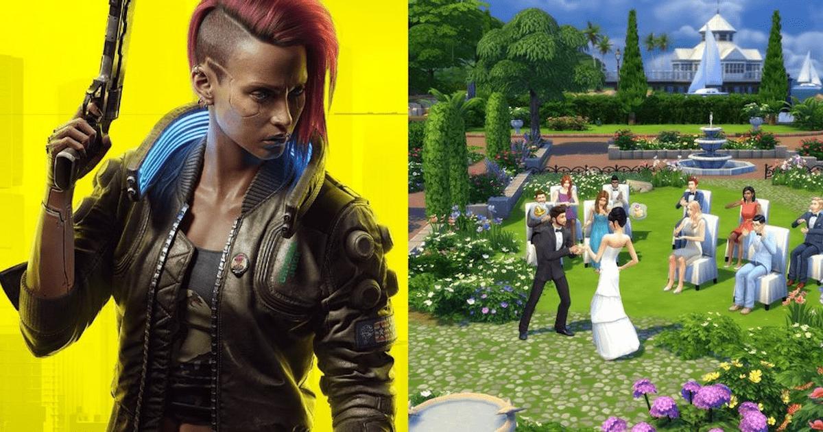 Cyberpunk 2077: el próximo título de CD Projekt se puede reproducir en Los Sims