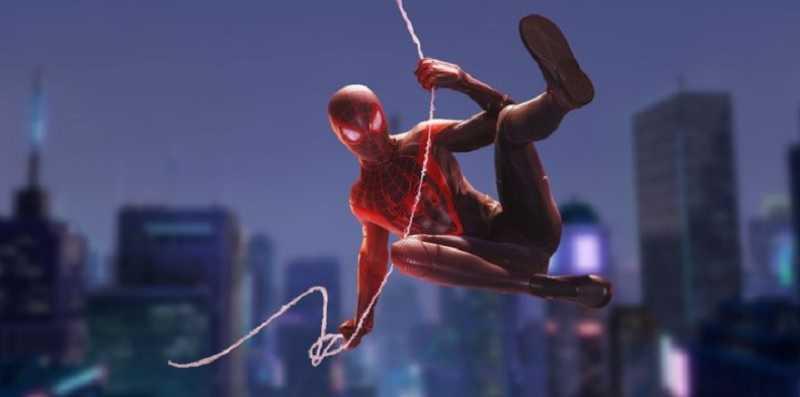 spider man miles morales capsules temporelles