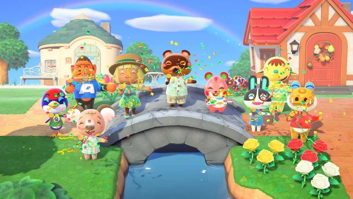 Animal Crossing: New Horizons explota un récord inigualable desde New Super Mario Bros!