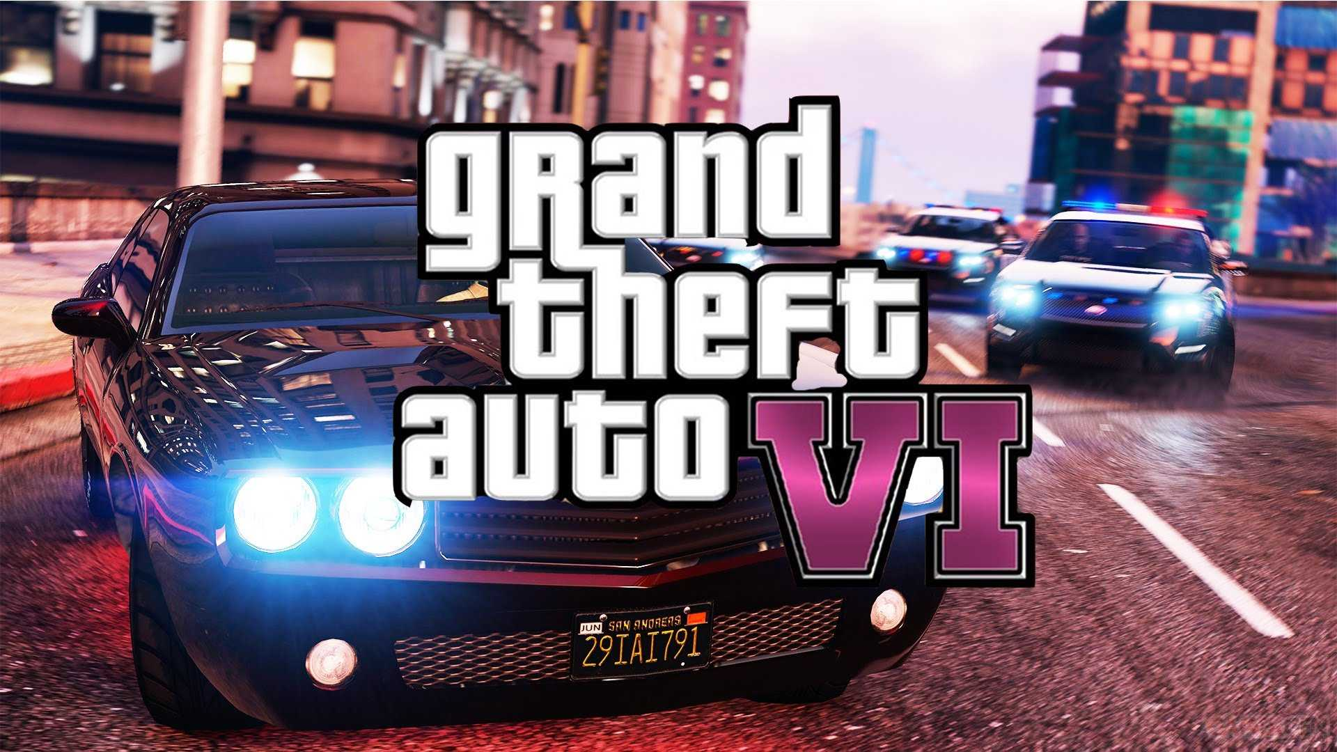 GTA VI: la primera burla del juego finalmente se vio y es impresionante