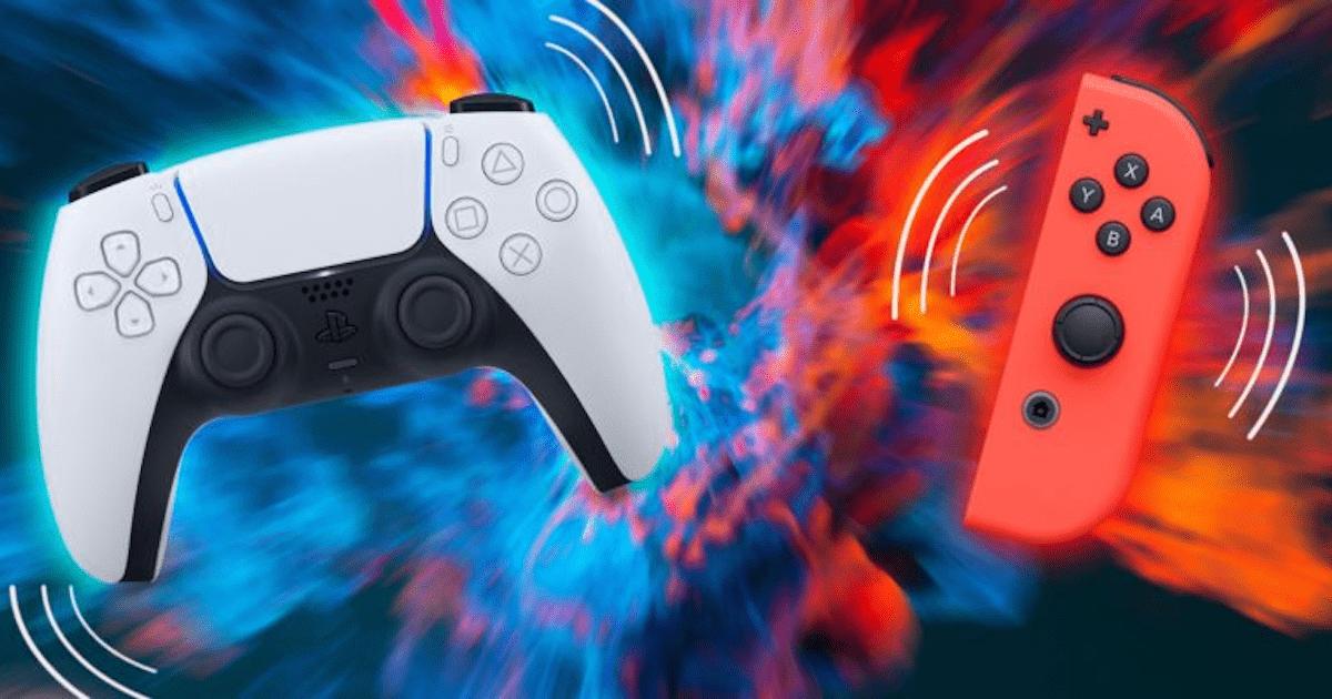 PS5: los controladores DualSense de Nintendo y Joy-Con lamentablemente tienen una cosa en común