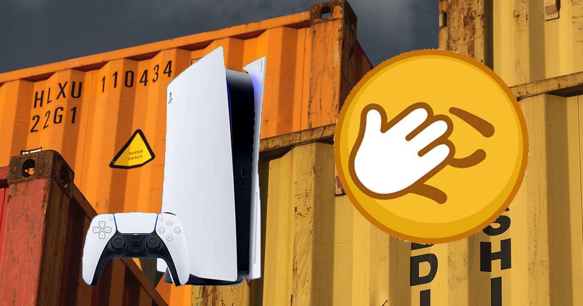 PS5: una característica específica de la consola provoca retrasos en la entrega