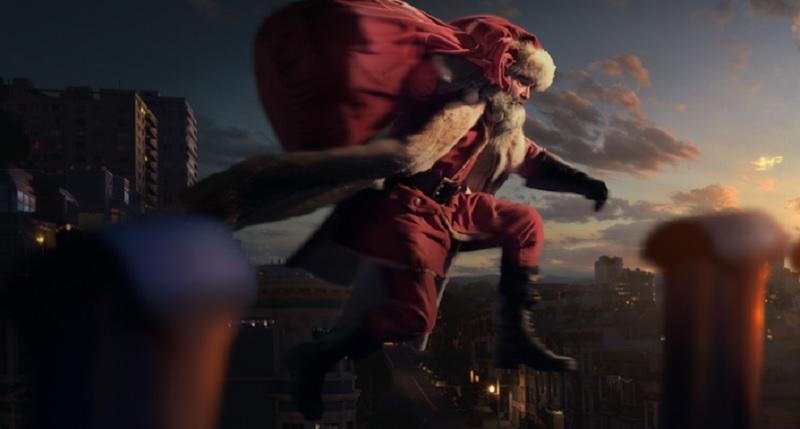 donde se filman las crónicas de navidad 2