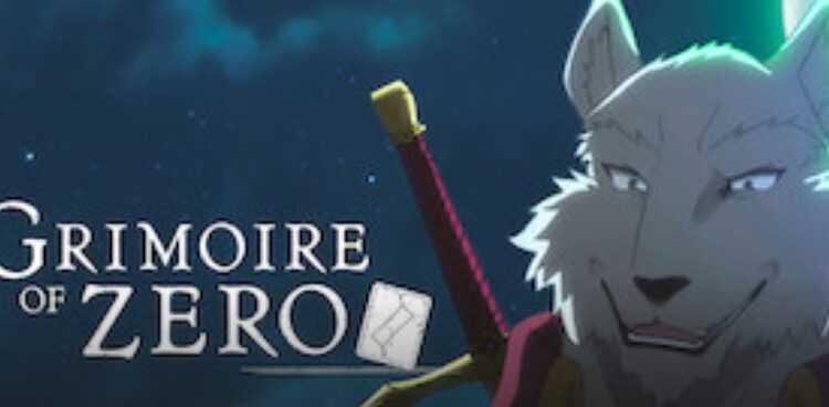 grimoire of zero saison 2 netflix