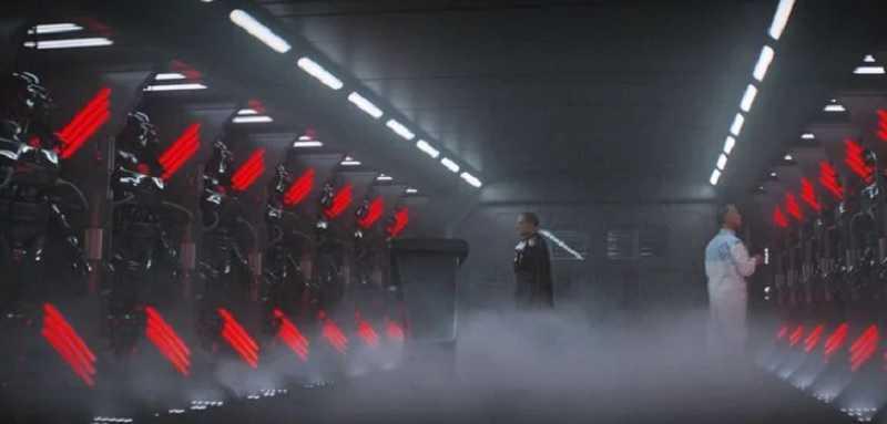 the mandalorian dark trooper