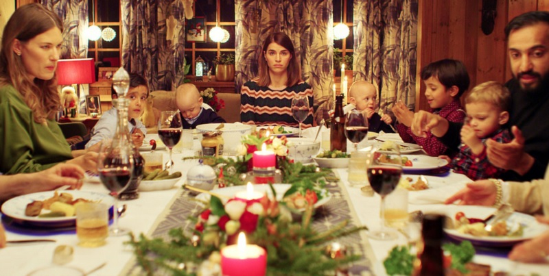 hogar para la temporada navideña 2 horas
