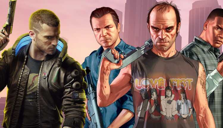 Los 10 detalles principales donde GTA V es mucho mejor que Cyberpunk 2077