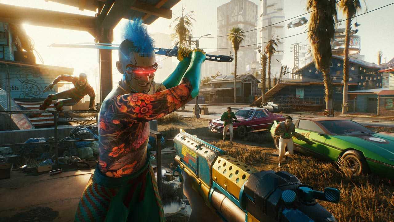 Cyberpunk 2077: la actualización 1.05 ha llegado a PS4, PS5, Xbox One, Xbox Series X / S y soluciona muchos problemas