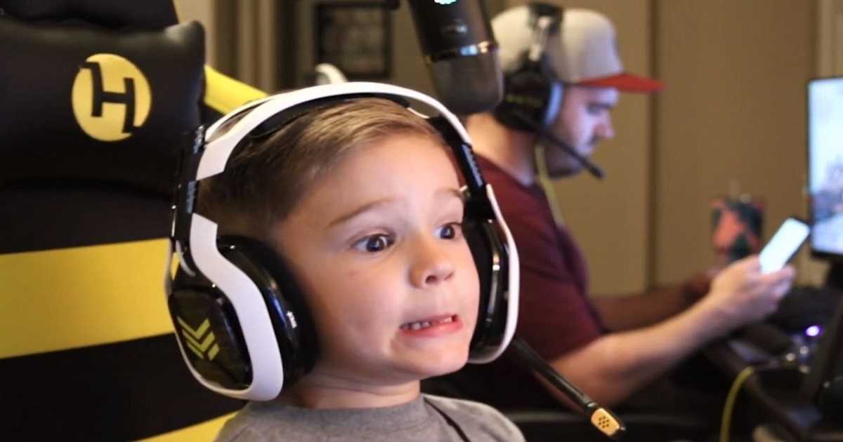 Twitch: la prohibición de este famoso streamer de 6 años fue, en última instancia, solo una mascarada