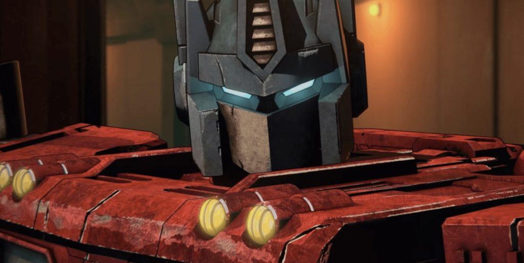 Transformers War for Cybertron temporada 3