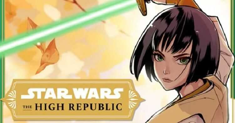 star wars the high republic comics