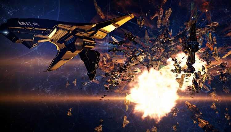 Eve Online: al establecer un nuevo récord mundial, los jugadores terminaron rompiendo el juego