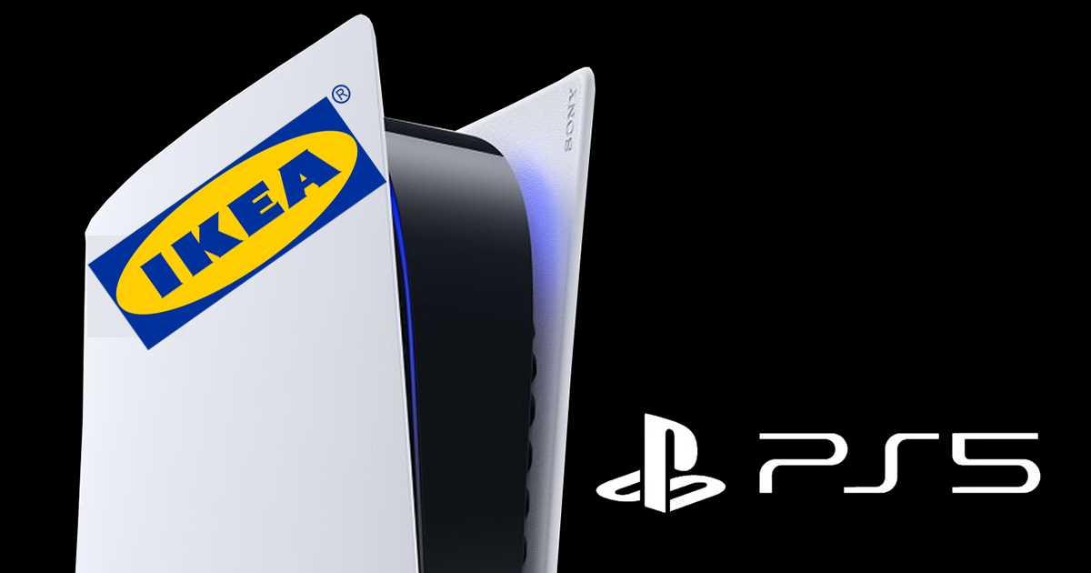 Ikea te trae un nuevo tipo de PS5