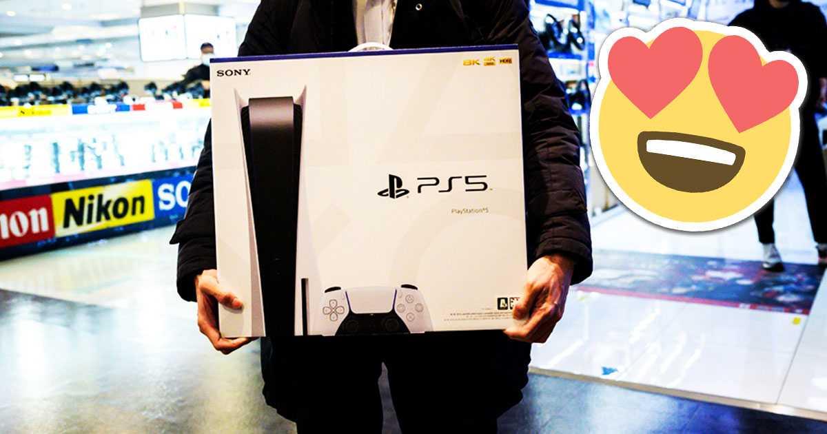 PS5: está previsto un reabastecimiento para el 2 de febrero de 2021, te contamos dónde encontrar las consolas