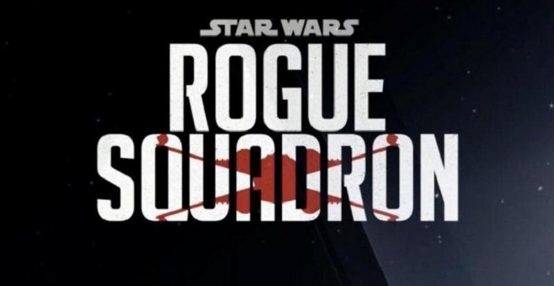 película de star wars rogue squadron