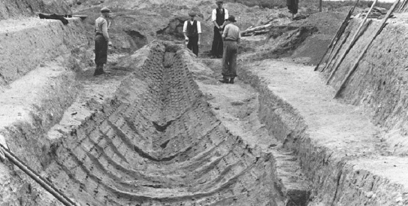 la historia real de la excavación