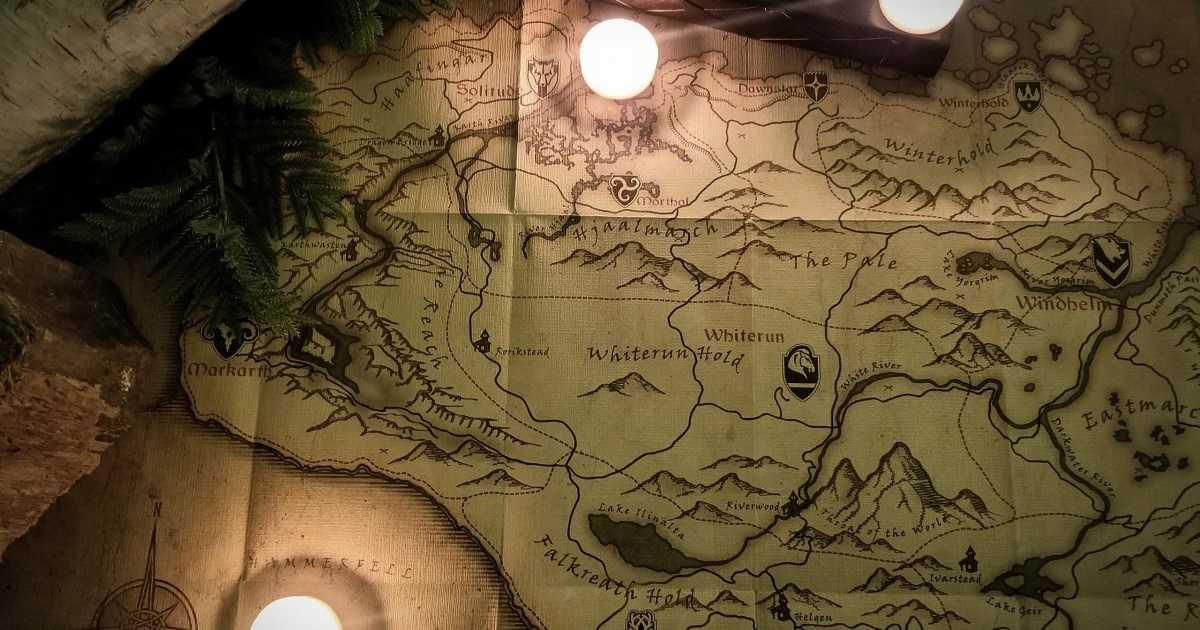 The Elder Scrolls VI: una nueva burla relanza hermosos rumores sobre la región del juego
