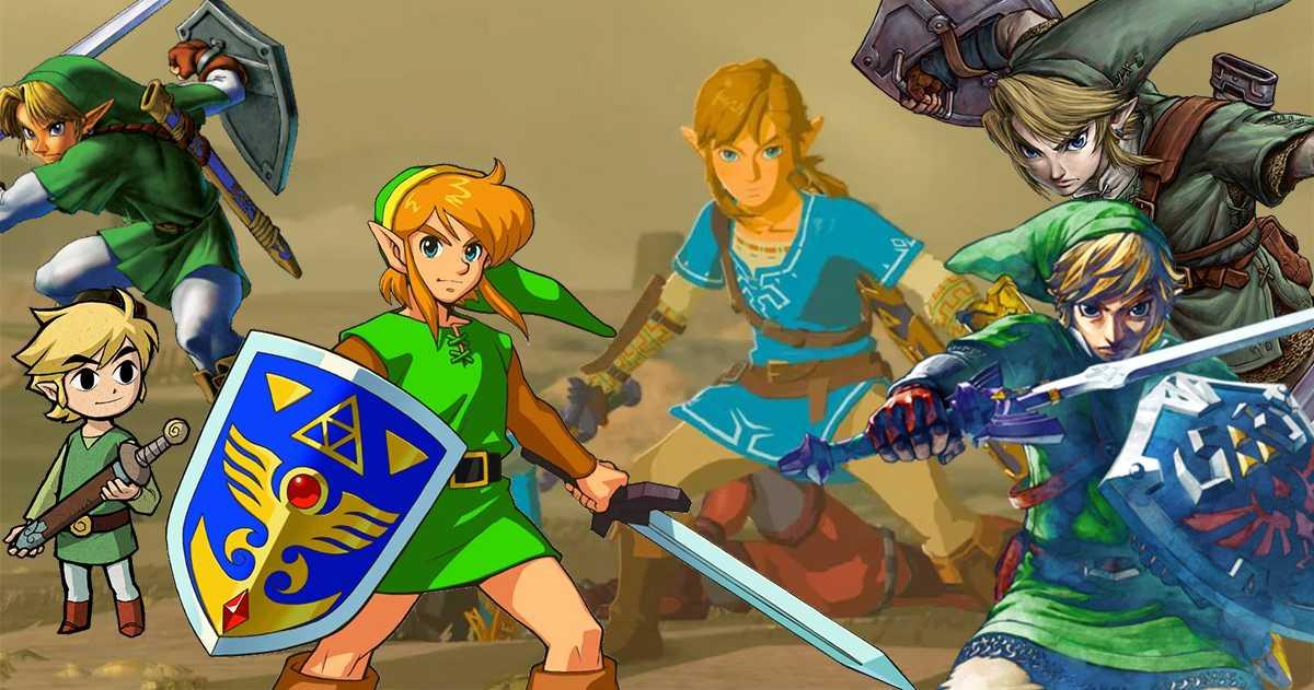Zelda Breath of the Wild: un nuevo mod te permite encontrar otros juegos de Zelda en BOTW