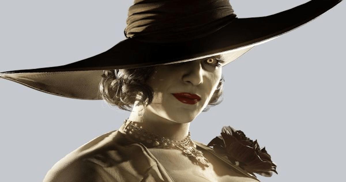Resident Evil Village: el tamaño de Lady Dimitrescu te sorprenderá