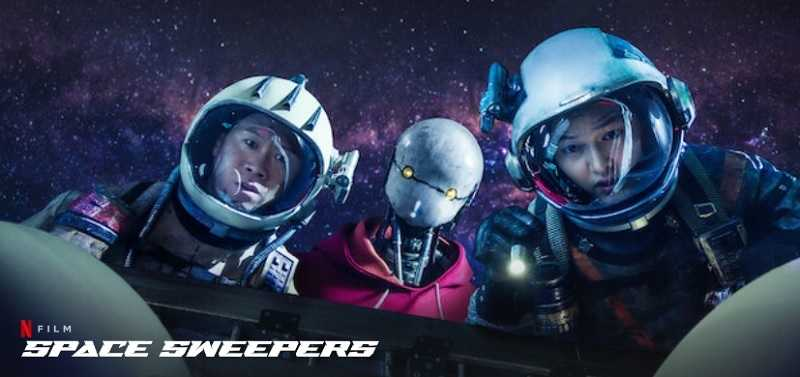 space sweepers heure