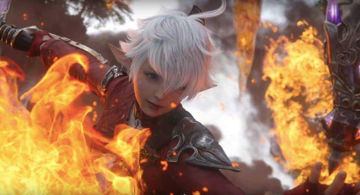 Final Fantasy XIV: Square Enix se dio a conocer durante su conferencia de anoche