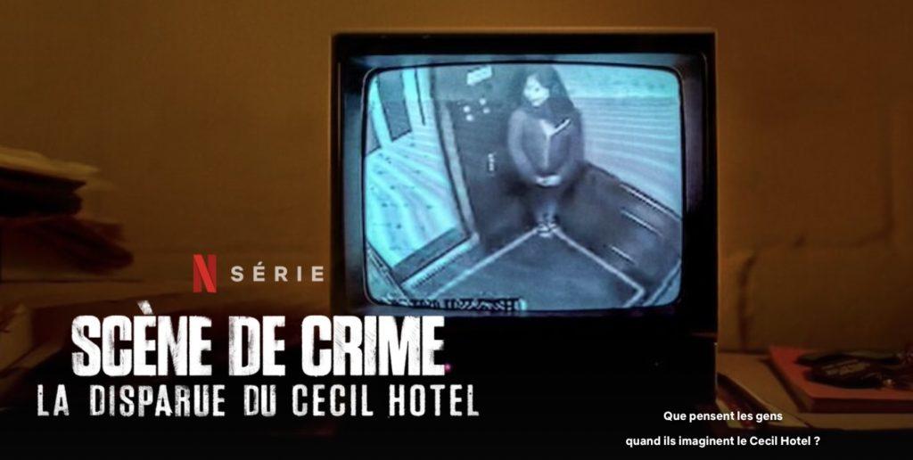 La desaparición de la escena del crimen del hotel Cecil