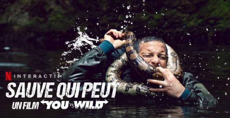 sauve qui peut you vs wild heure