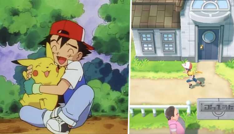 Pokémon: 11 diferencias evidentes entre los videojuegos y la serie de televisión