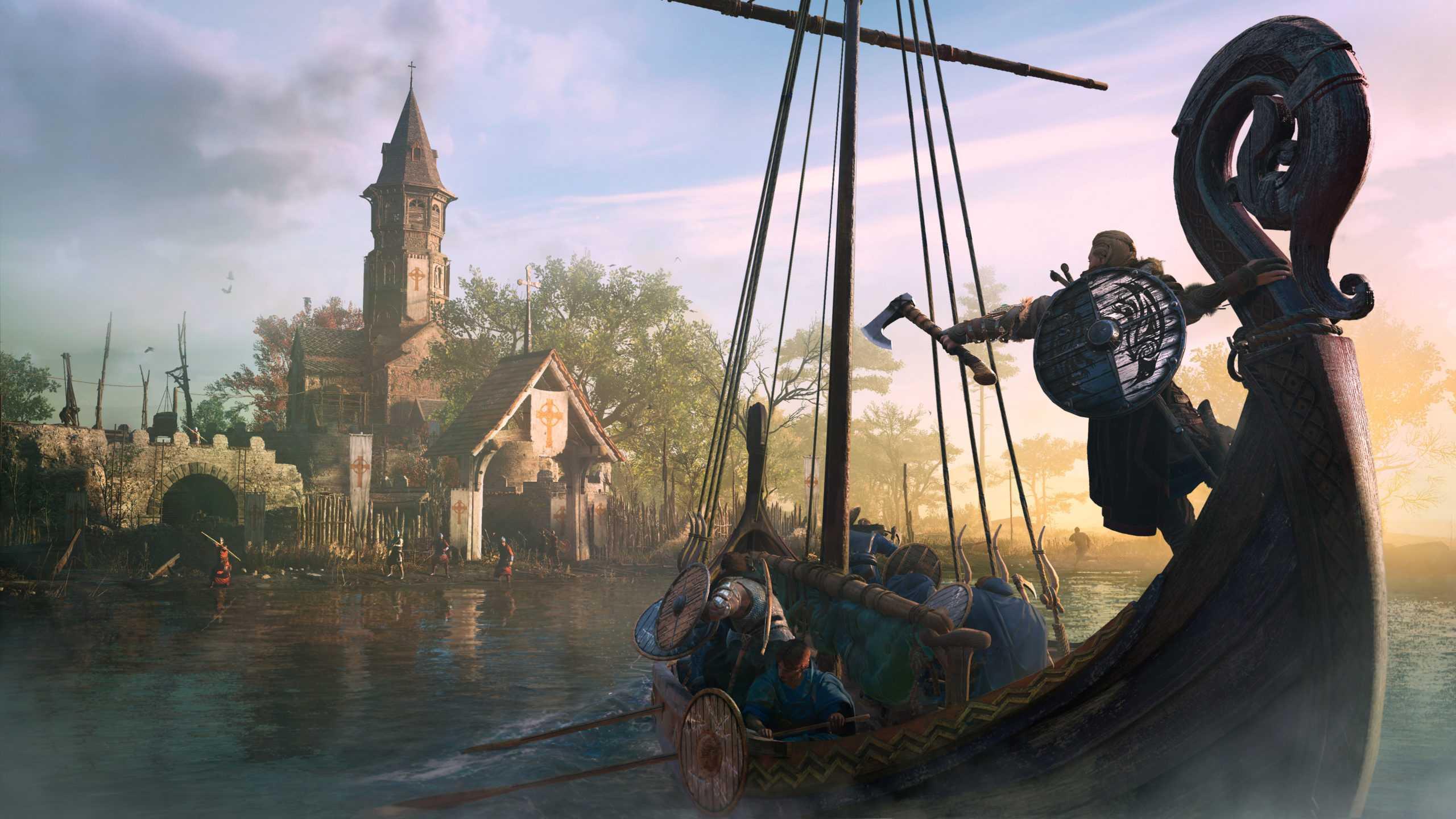 Assassin's Creed Valhalla: modo de juego completamente nuevo y nuevas habilidades con la actualización 1.2