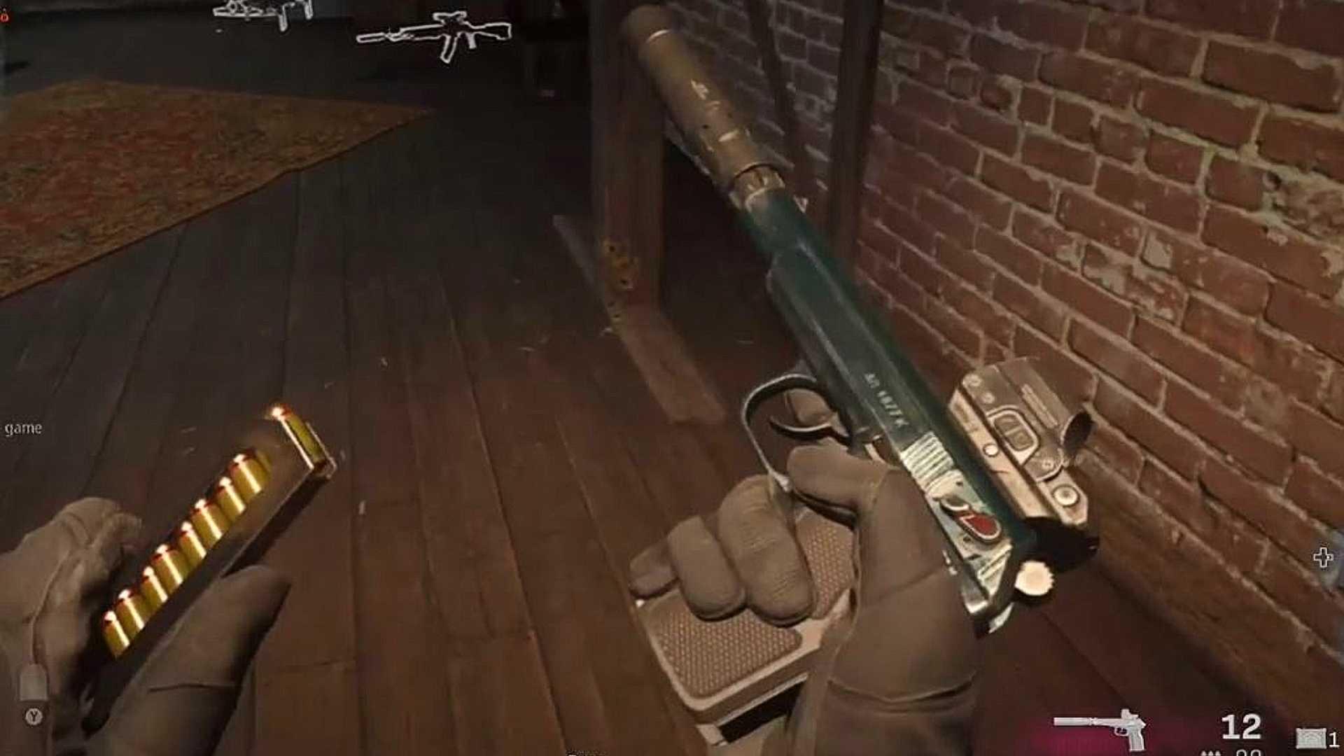 El jugador de Call of Duty: Warzone descubre un arma que no es de Modern Warfare en el juego