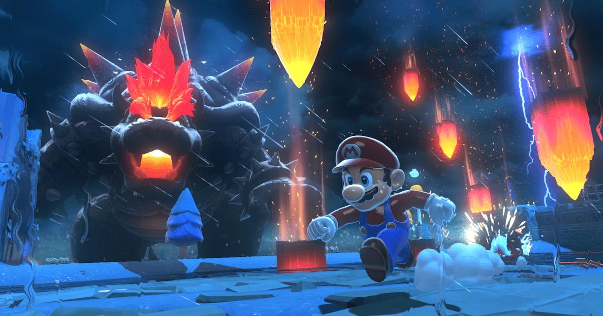 Super Mario 3D World + Bowser's Fury: lanzamiento récord para la versión Switch