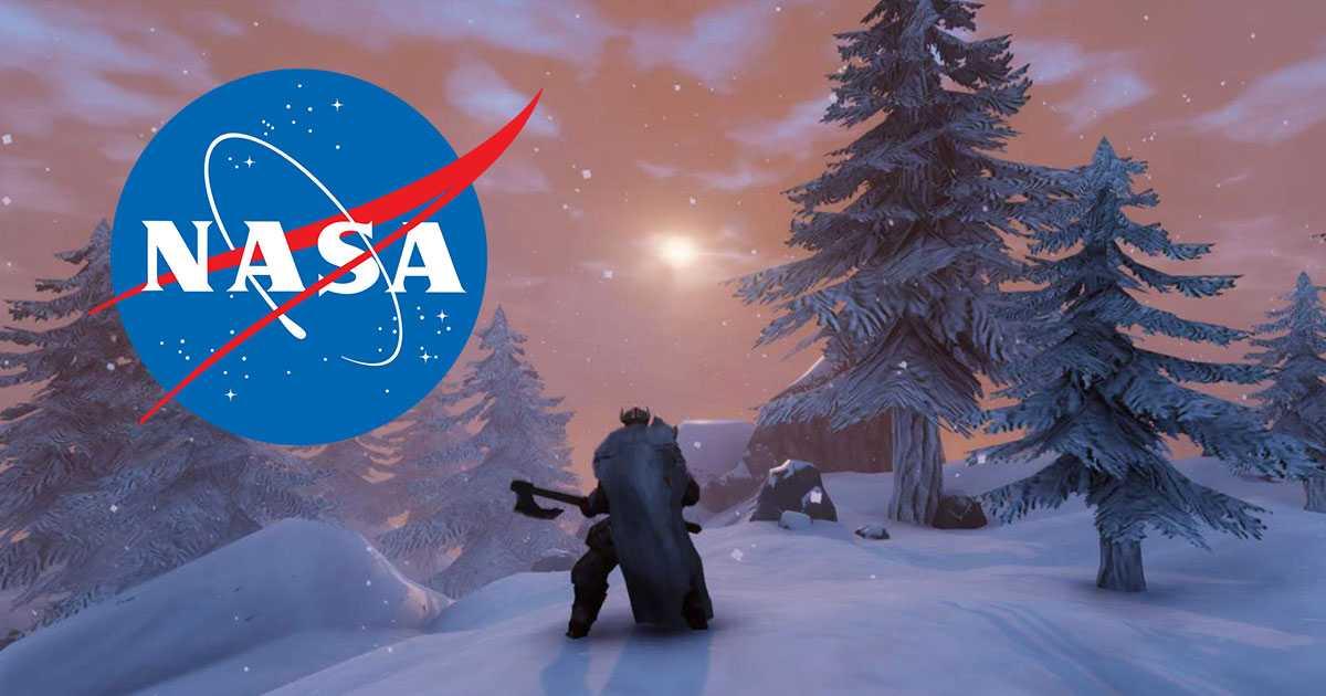 Valheim: los jugadores ahora intentan impulsarse al espacio (video)
