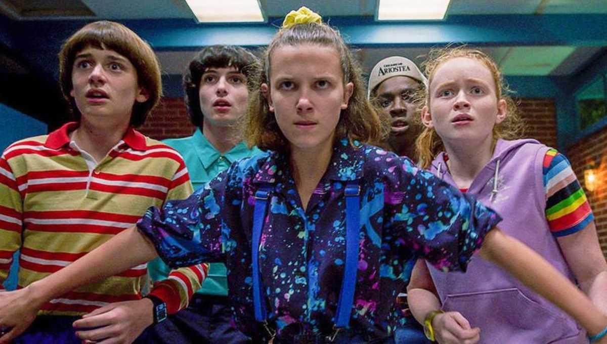 Netflix prepara una serie que reúne a Steven Spielberg, Stephen King y los creadores de Stranger Things