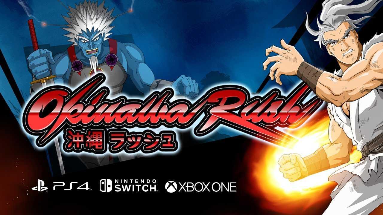 Reserva la caja de coleccionista Okinawa Rush para PS4 y Nintendo Switch