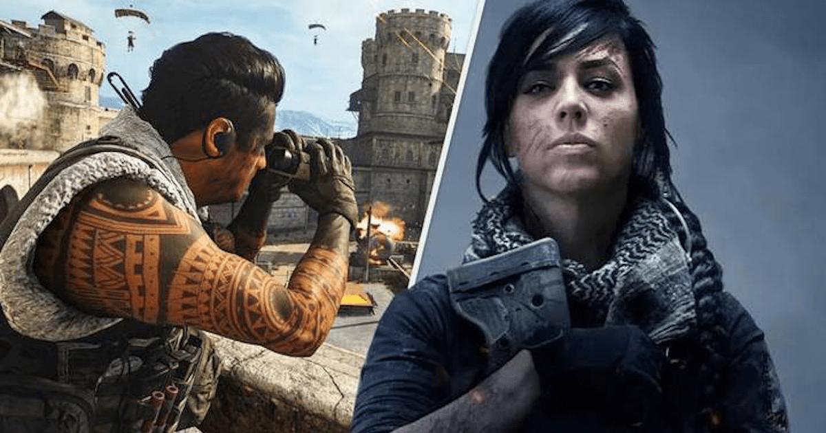 La actriz de Call of Duty: Warzone finalmente logra que dos grandes tramposos sean prohibidos en Twitch