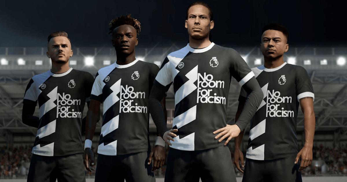FIFA 21: EA intenta combatir el racismo en el juego con esta nueva tecnología