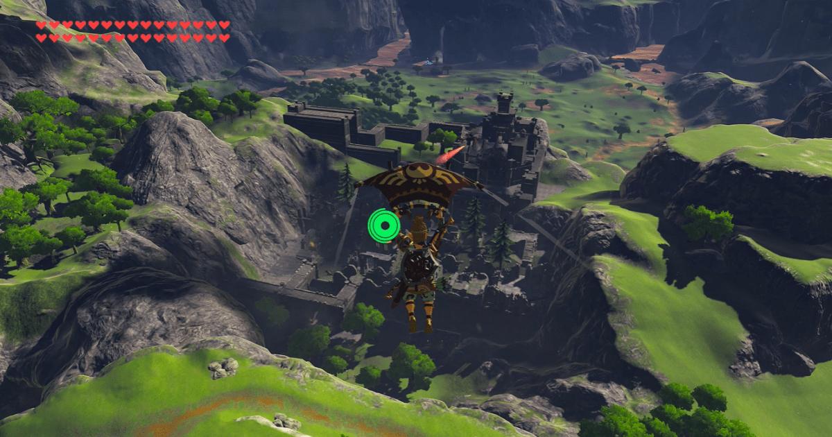 Breath of the Wild: aumenta drásticamente la vida útil del juego gracias a este mod con apariencia de extensión