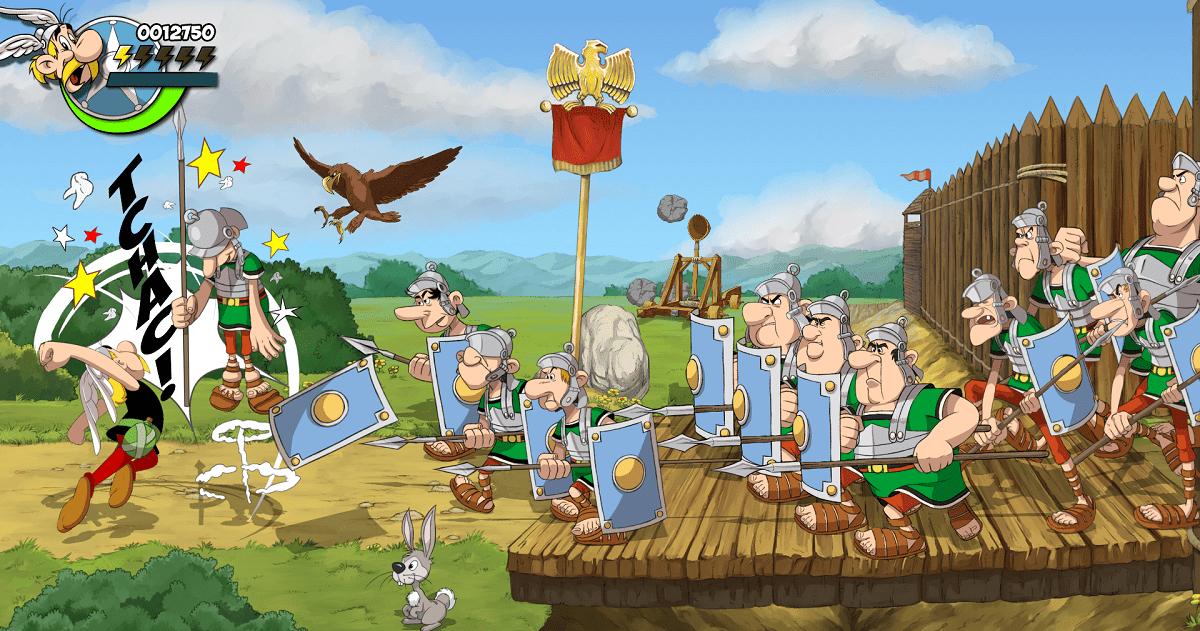 Asterix y Obelix Slap them All: este nuevo juego antiguo con gráficos de cómic te seducirá