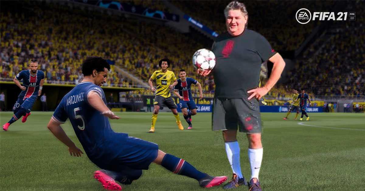 FIFA 21: Pierre Ménès abordado por Electronic Arts tras la polémica