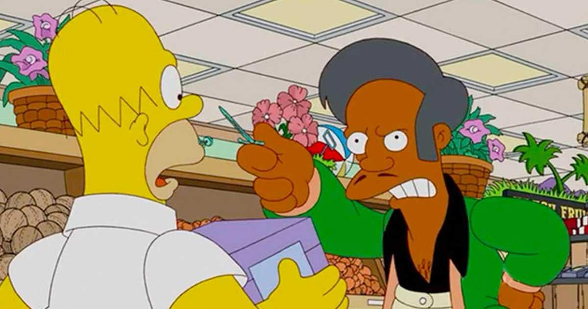 Los Simpson: Matt Groening sale del silencio y responde a la polémica de Apu