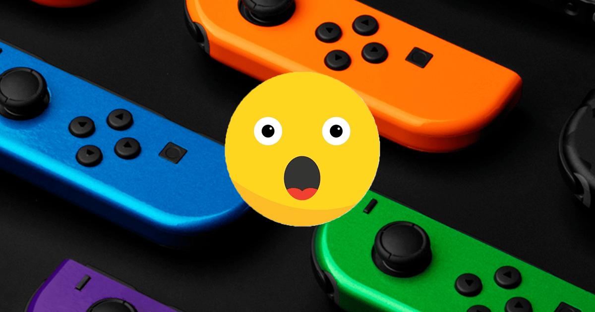 Nintendo Switch: una nueva versión de Joy-Con debería resolver todos tus problemas