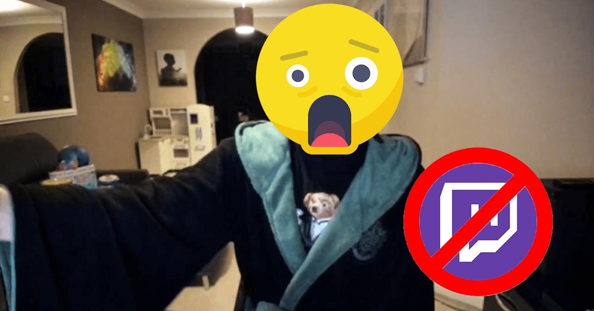 Twitch: streamer gordo prohibido tras acusaciones de agresión sexual