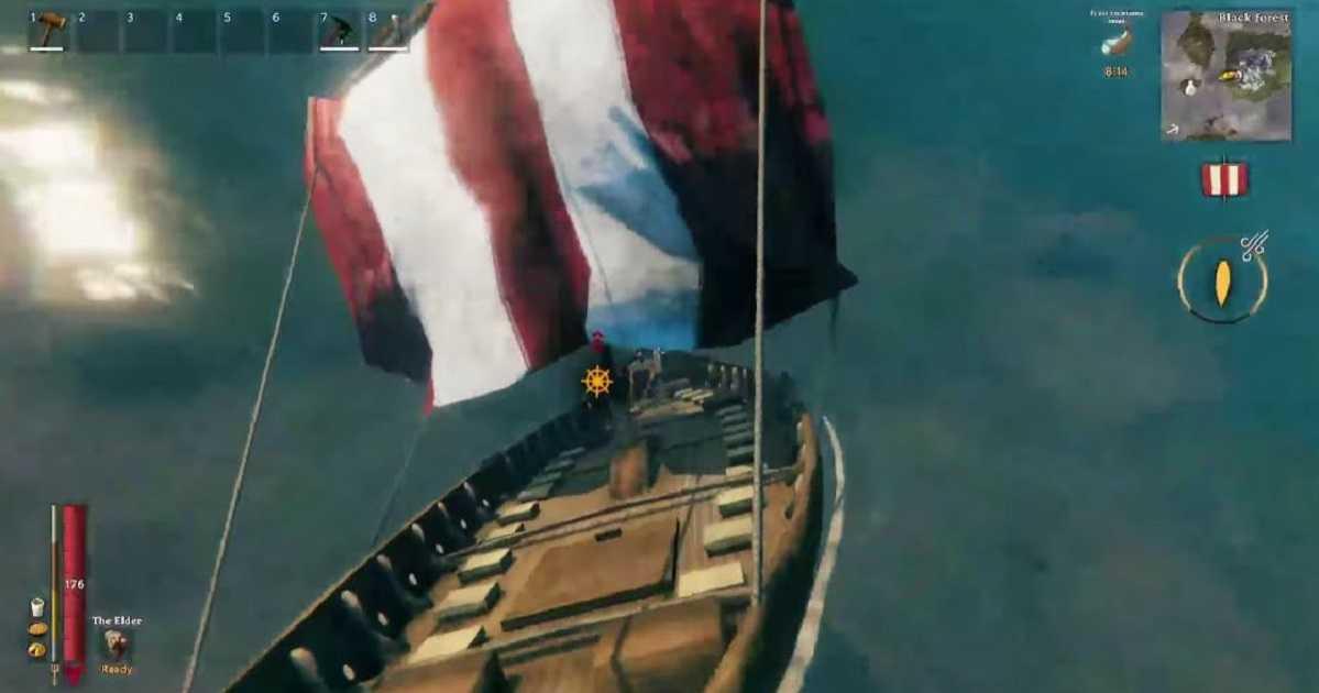 Valheim: los jugadores transforman el océano en un trampolín gigante
