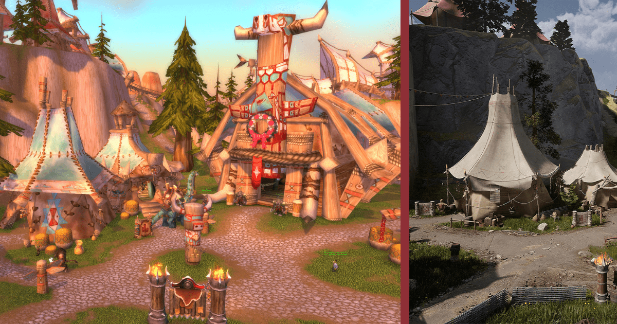 World of Warcraft: estos sublimes modelos 3D de Azeroth te darán ganas de volver