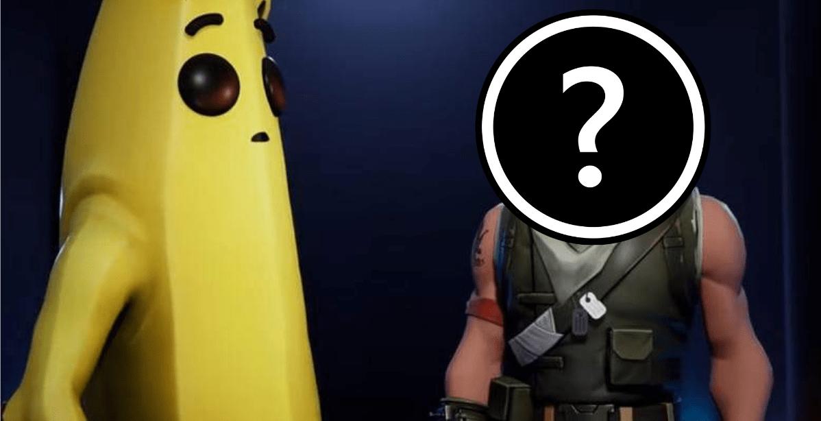 Fortnite: esta filtración revela un personaje misterioso