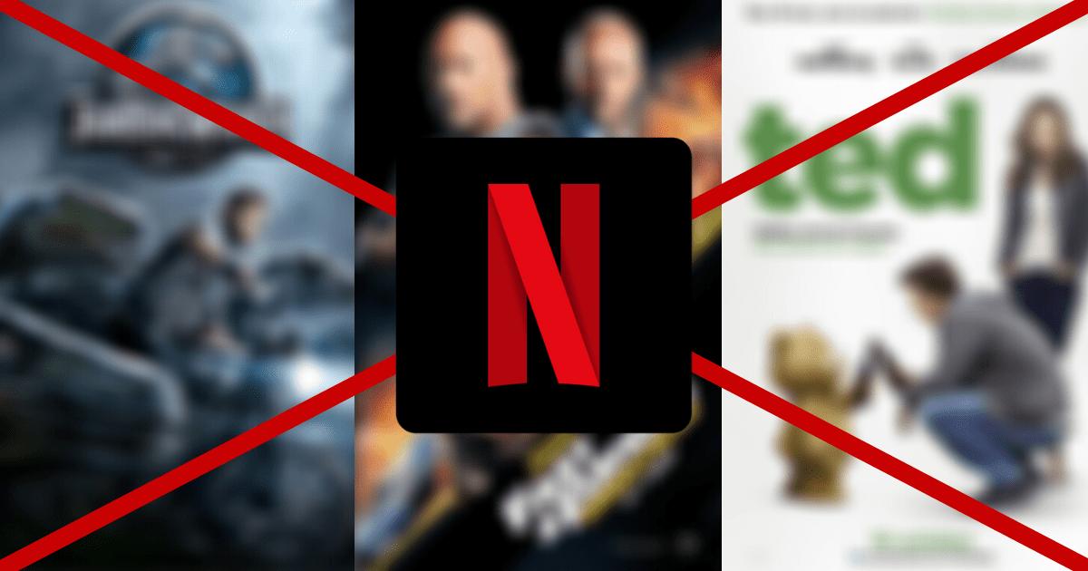 Netflix: la plataforma podría perder una parte importante de su catálogo