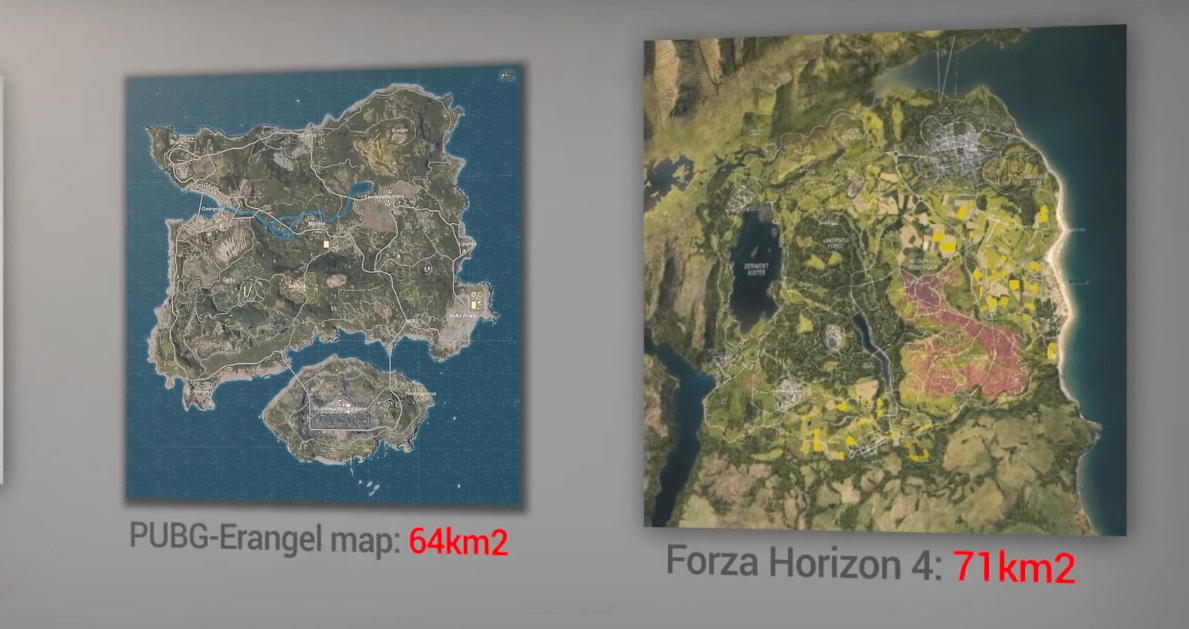 Cyberpunk 2077, Ghost of Tsushima, Assassin's Creed: ¿qué juego tiene el mapa más grande?