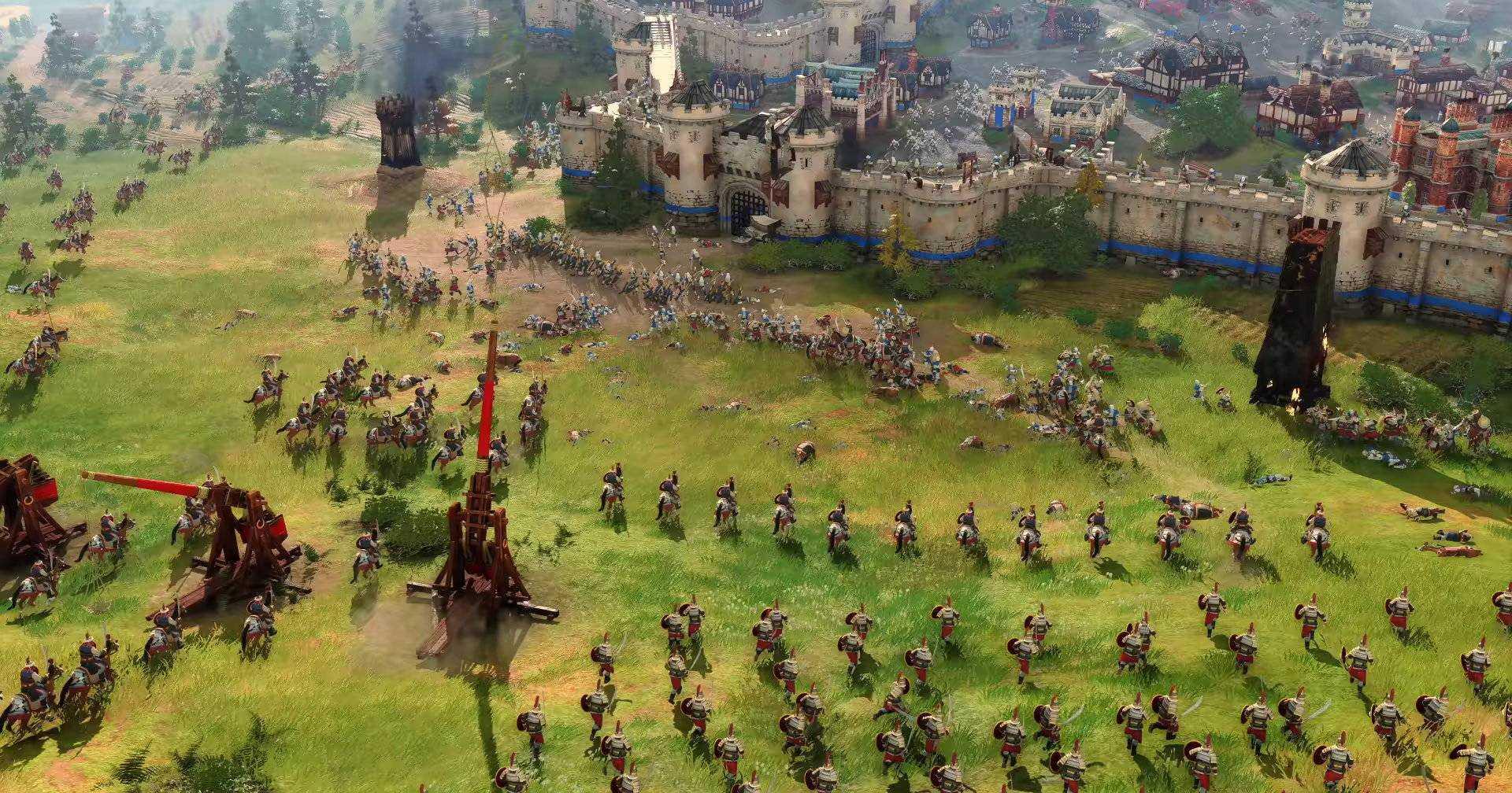 Age of Empire IV: el video del juego promete grandes cambios en la mecánica del juego