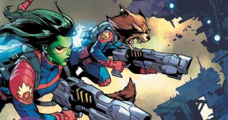 Marvel Guardianes de la Galaxia recluta a un nuevo recluta de WandaVision